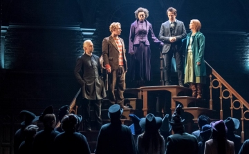 A Broadway-en is debütált a Harry Potter-darab
