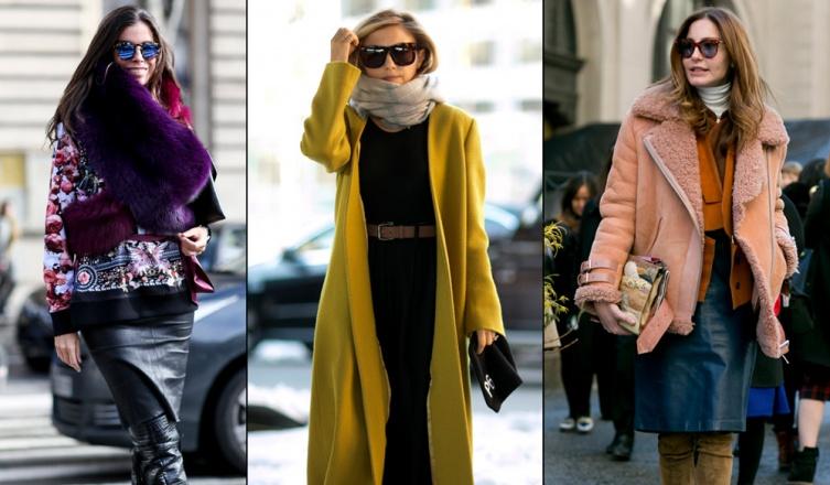 001f6fd141 Elragadó téli divat Párizs és New York utcáiról | infoElővárosok